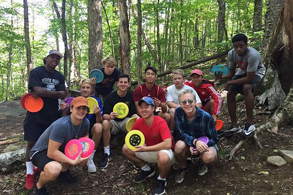House Trip Disc Golf
