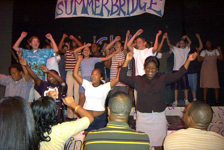 Summerbridge at Wheeler