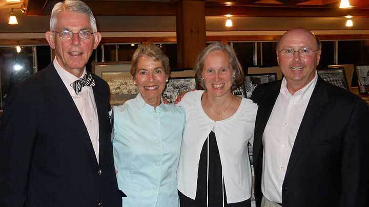 Hill School-Wolfeboro Reunion, 2011