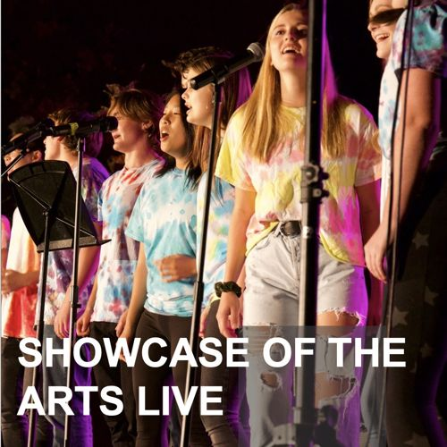 Showcase of the Arts will live stream in two parts on Friday, May 8 and Saturday, May 9 at 6:30 p.m. Let
