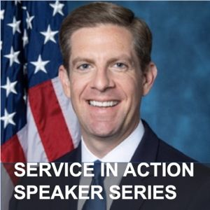 Congressman Mike Levin will address upper school students about serving through community leadership and representation.