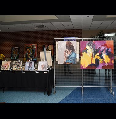 Alumni Art on display by Ali Warters `10