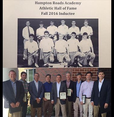 1989 Golf Team-then and now