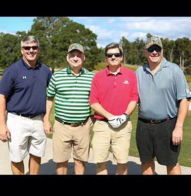 Revere Gas Team: Clayton James, Rick Fulk, Jonathan Peebles and Carlton Revere