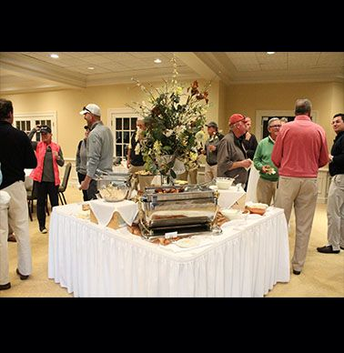 HRA Golf Tournament 2018 Reception
