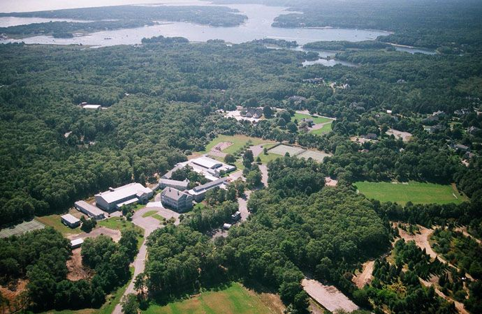 Cape Cod Academy was founded in 1976, originally housed in the Osterville Bay School in the center of the village. In 1985, CCA relocated to its current location of 46-acres in Osterville where scholarship, honesty, respect, and compassion continue to thrive.