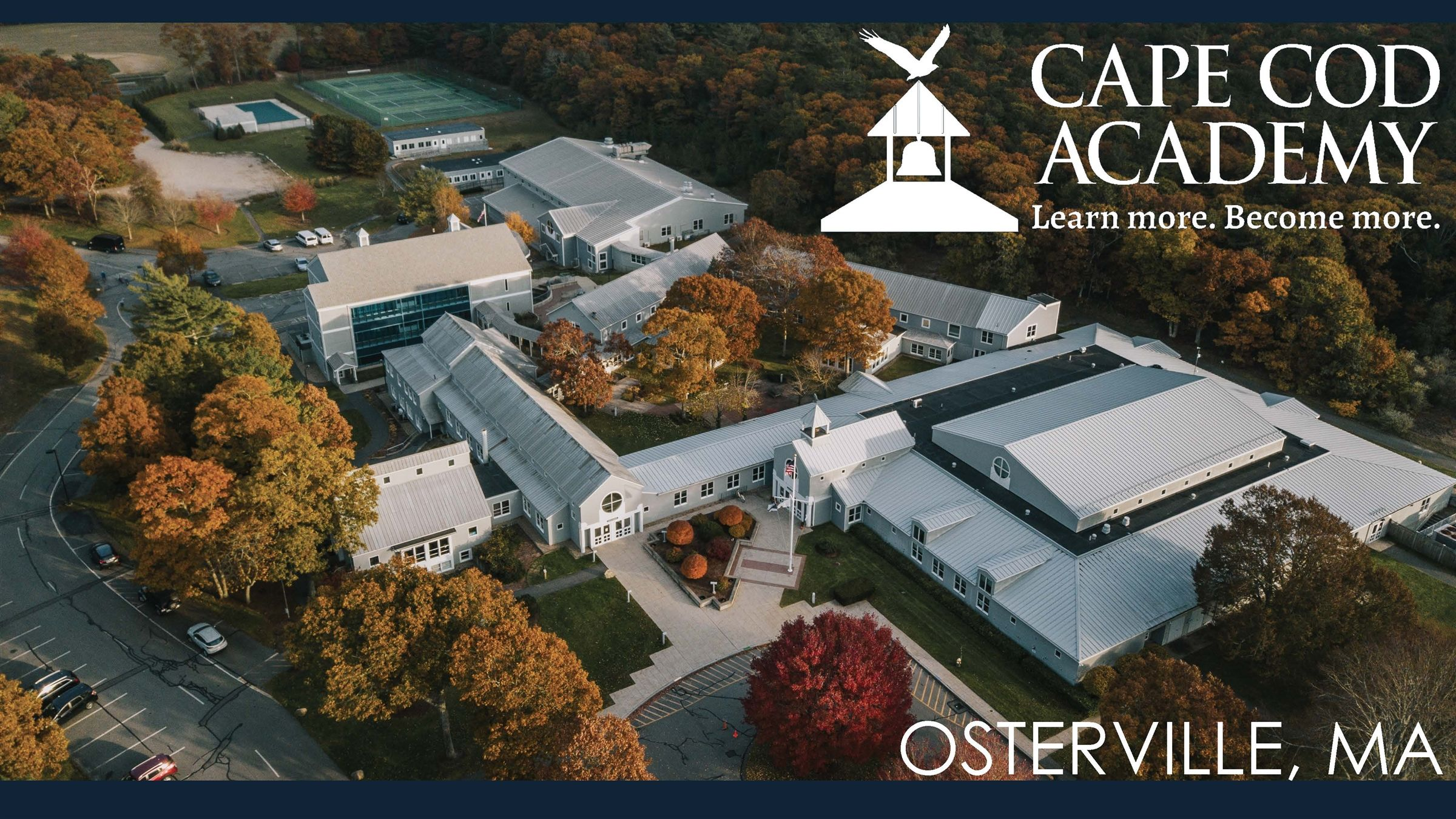 Welcome to Cape Cod Academy!