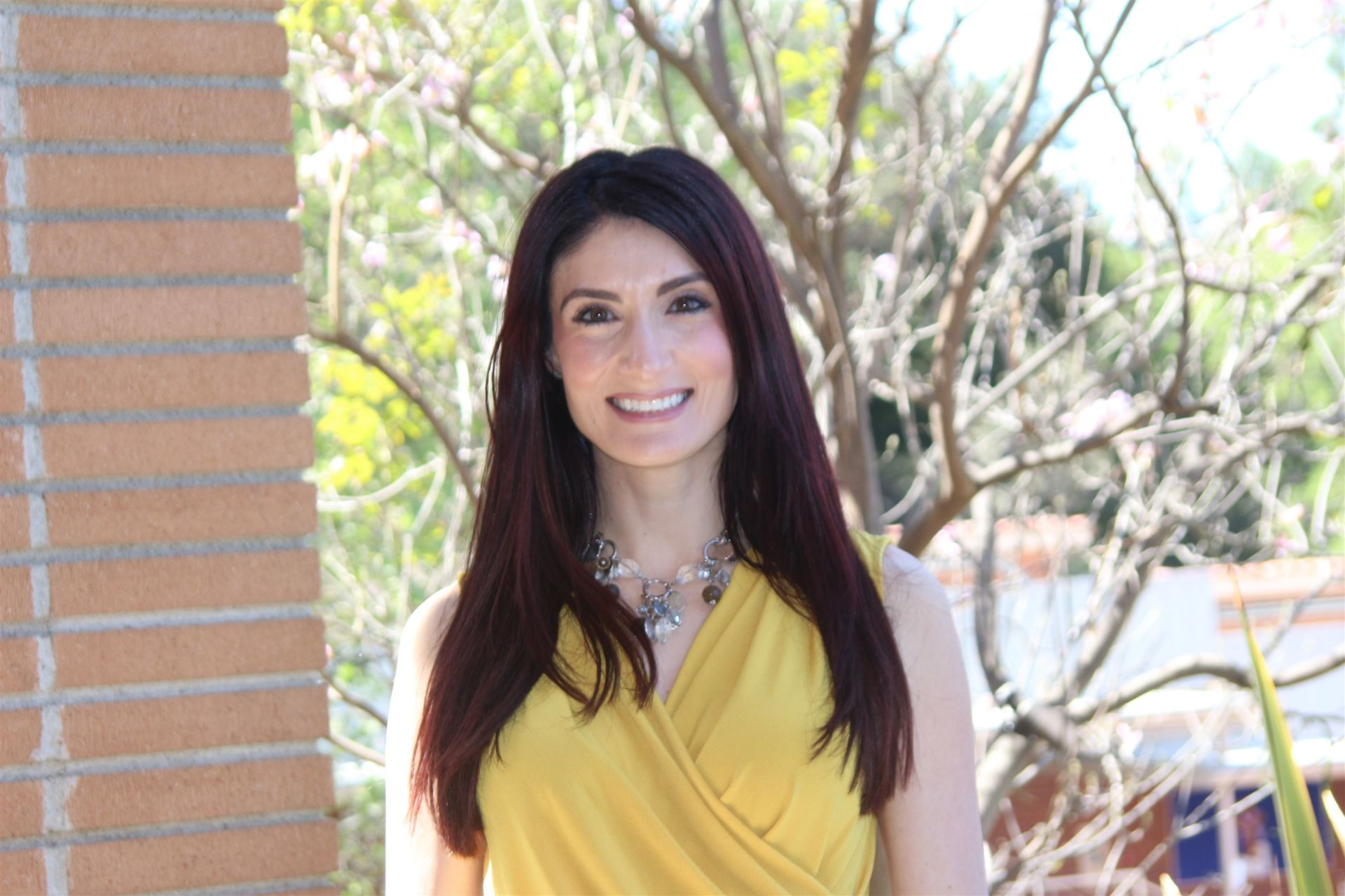 Christina Pambakian '00, Real Estate Broker