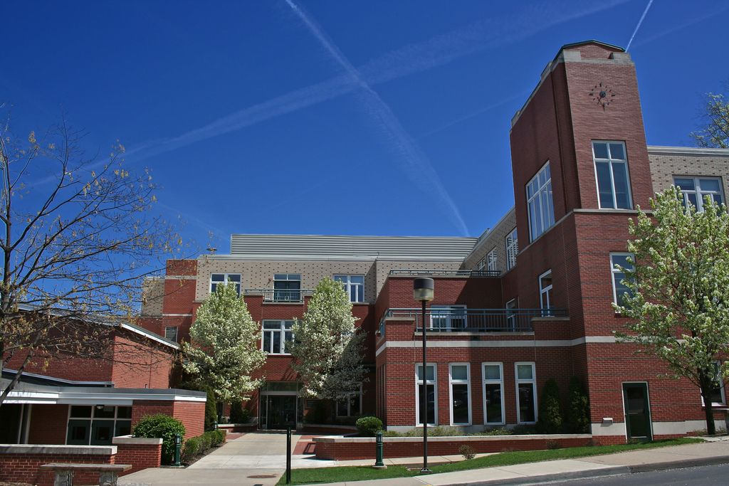 Hillman Family Upper School