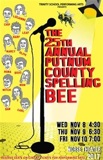 25th Annual Putnam County Spelling Bee Nov 8 9 10 2017 sf