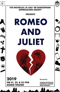 1jjRomeo and Juliet  2019 poster