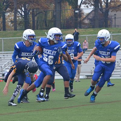 The premiere middle school football program in NYC