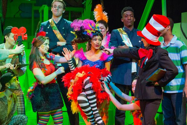 Seussical, March 2015