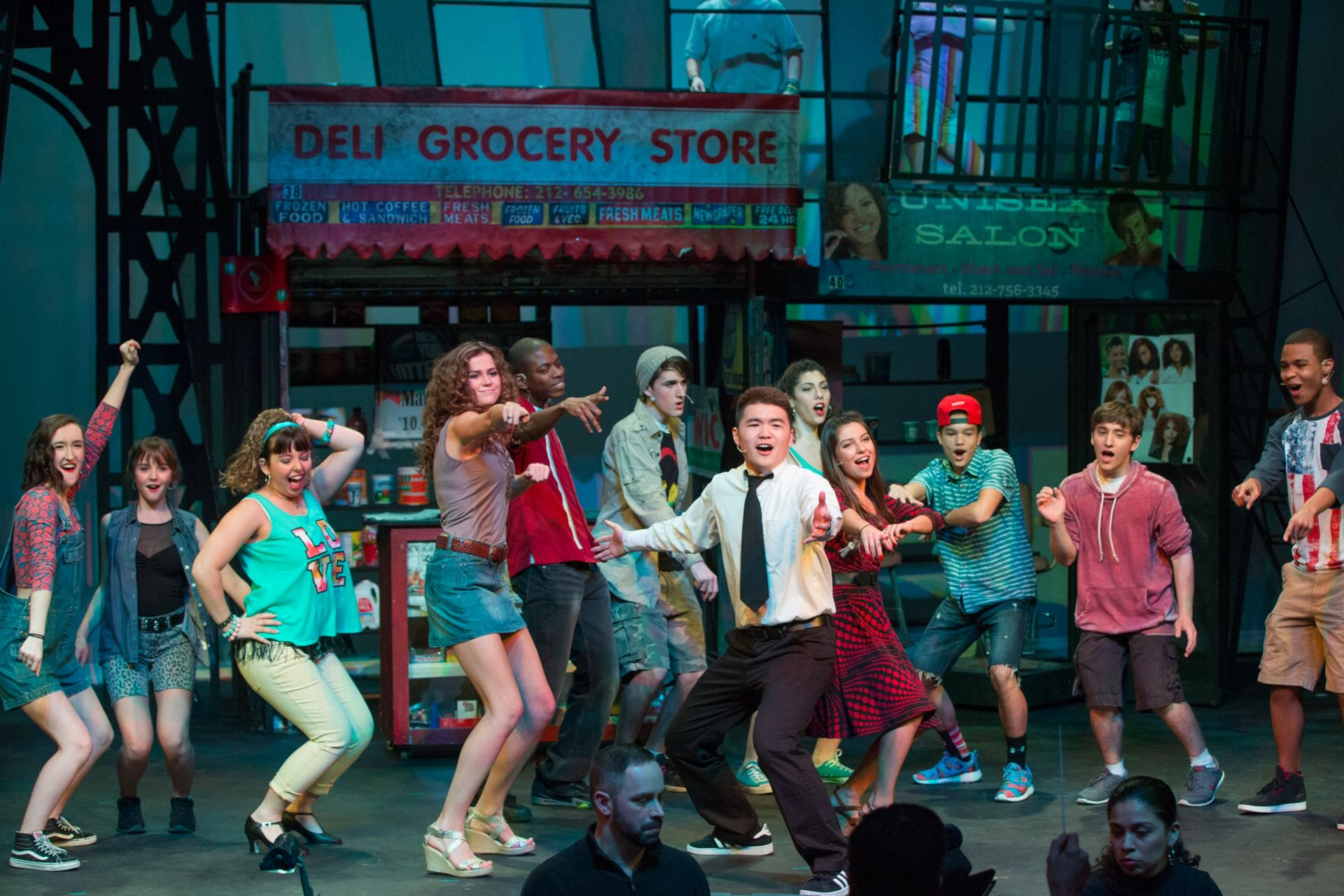 In the Heights, March 2016