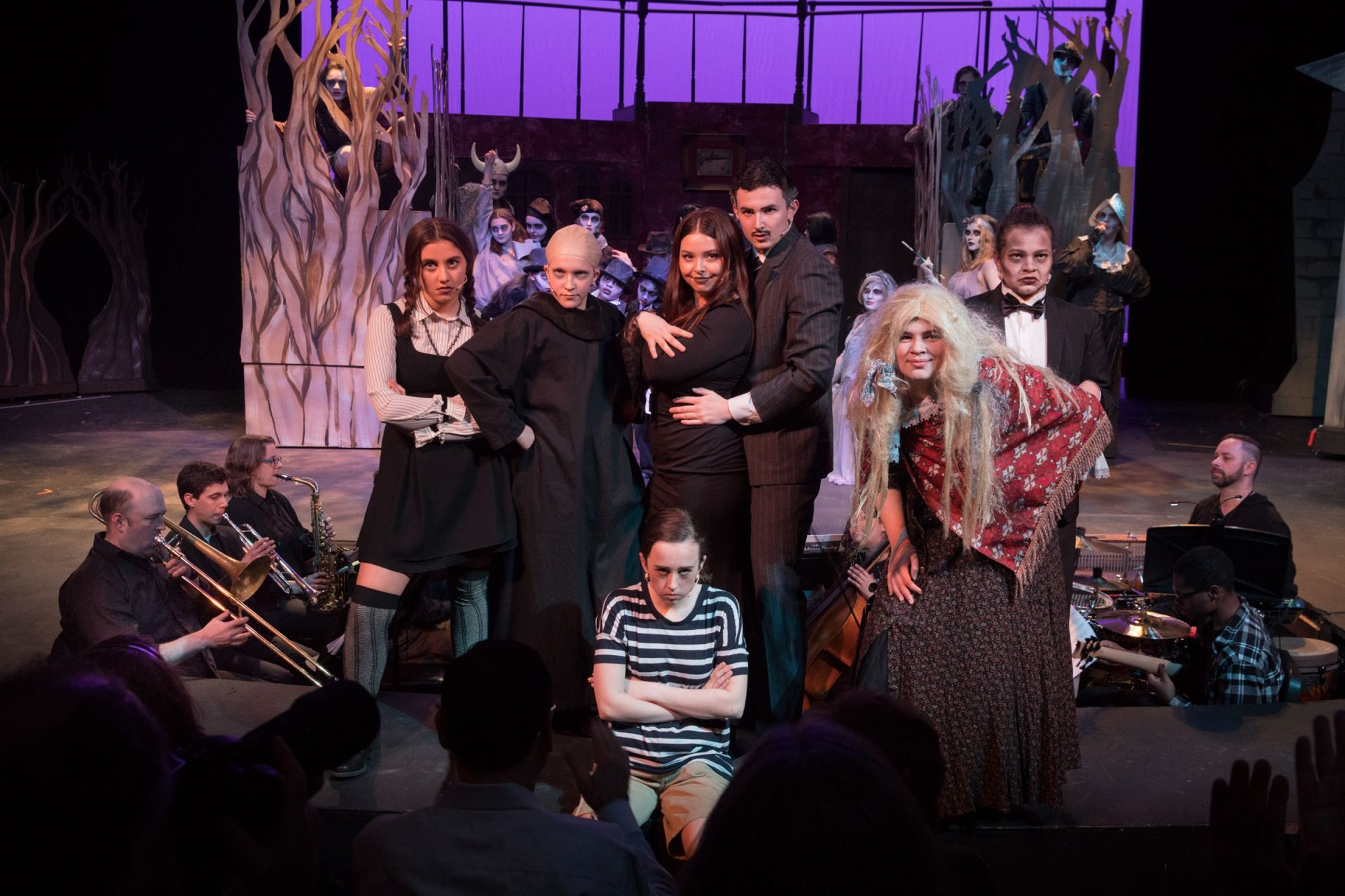 The Addams Family, March 2018