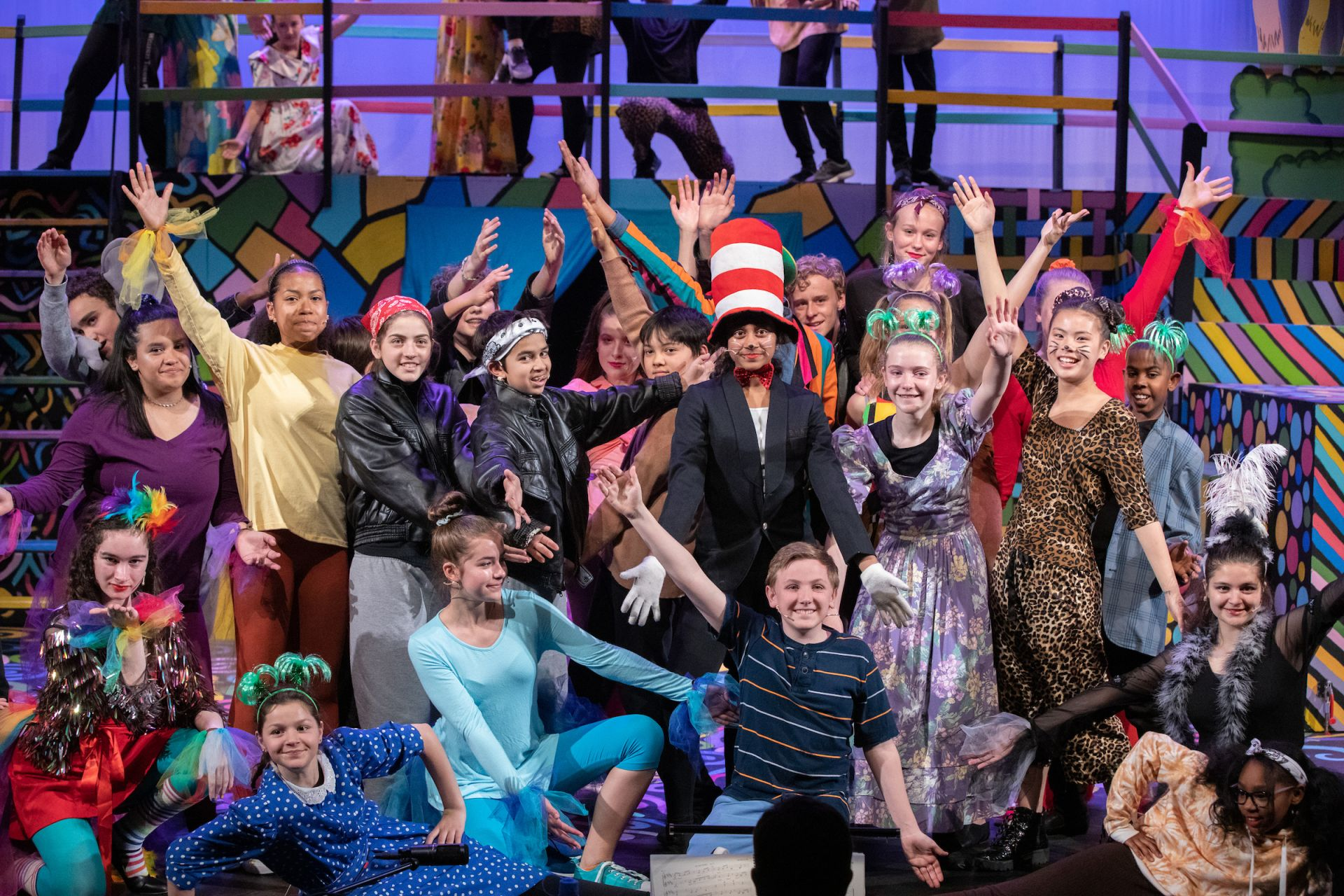 Seussical, May 2019