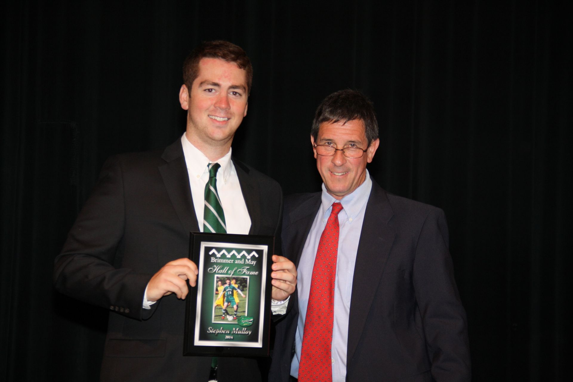 Stephen Mulloy - 2014 Inductee