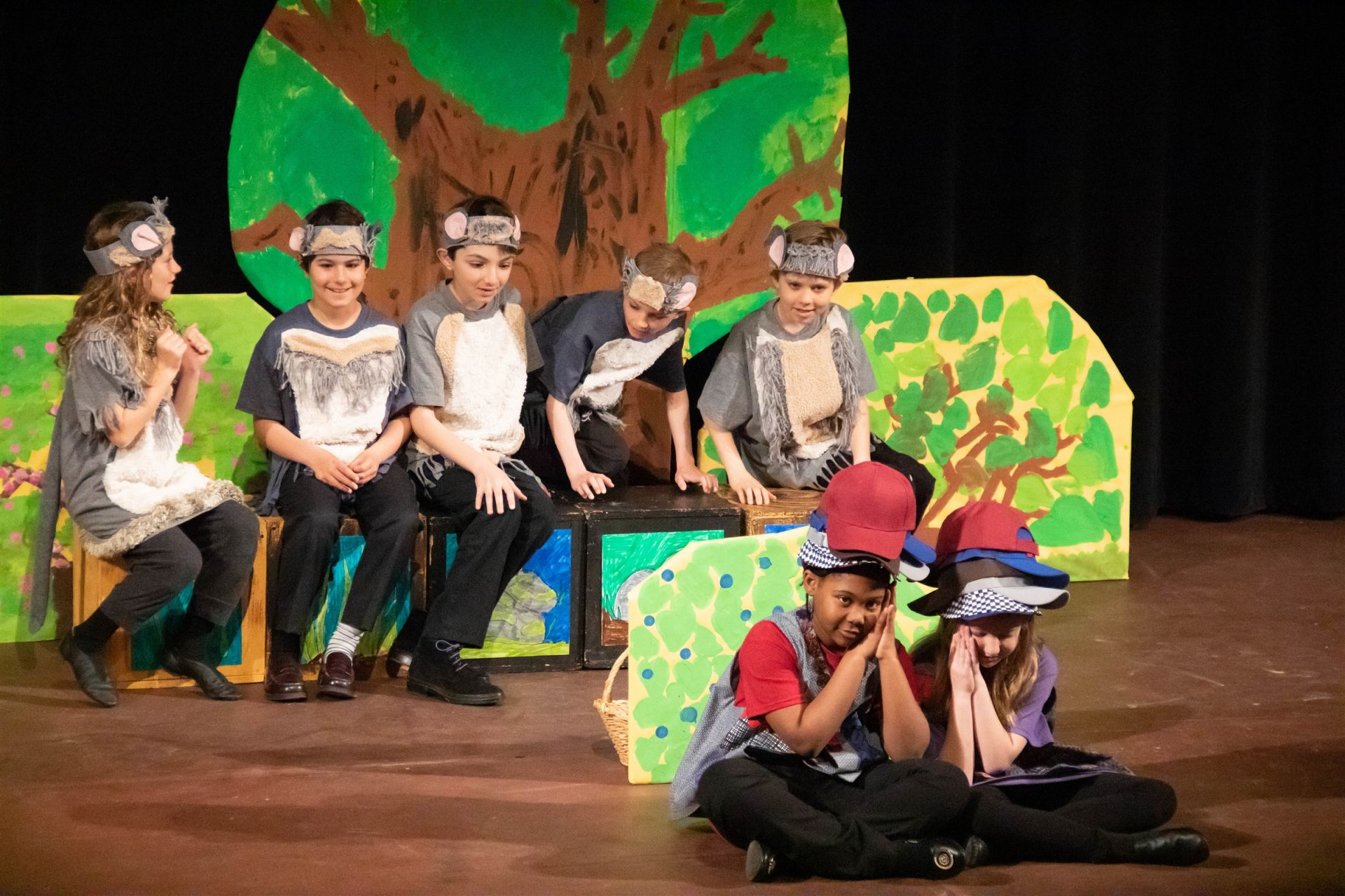 Grade 3 French Plays