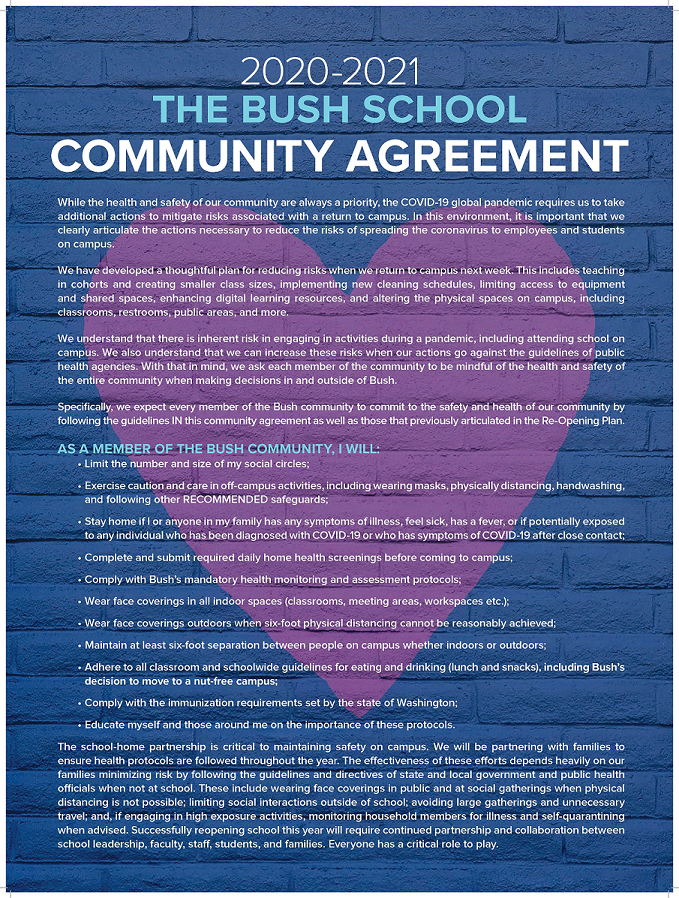 Community Agreement