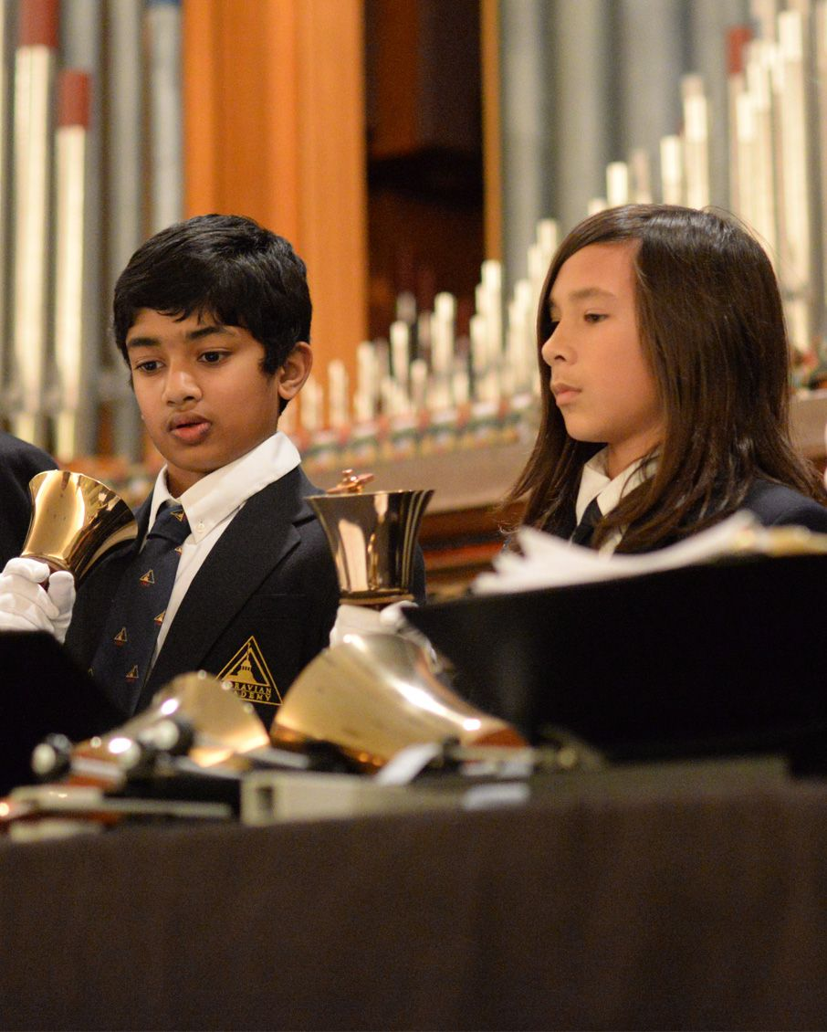 Middle School Handbell Choir