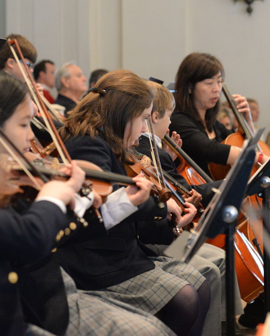 Lower School Strings