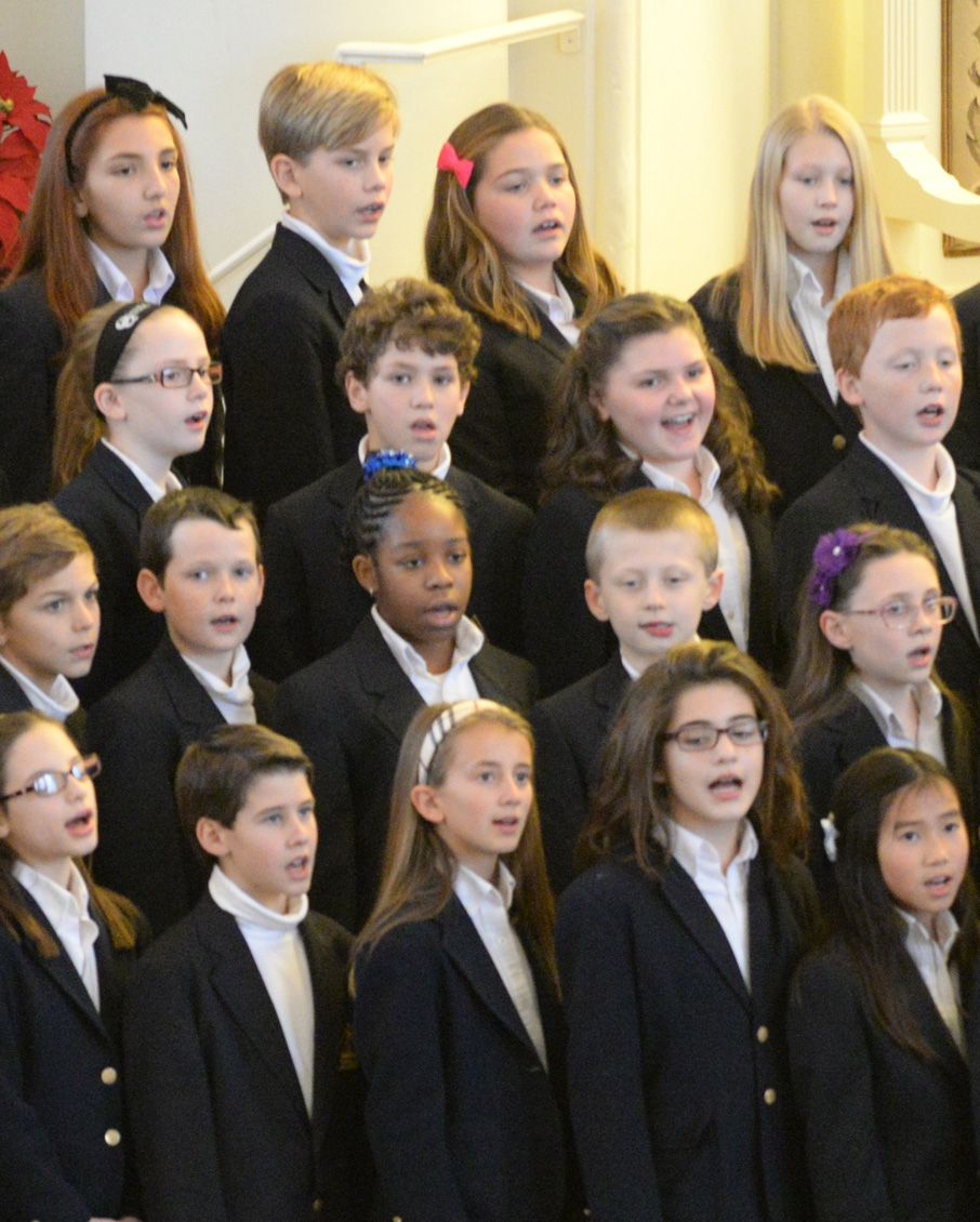 Lower School Students Perform at Vespers
