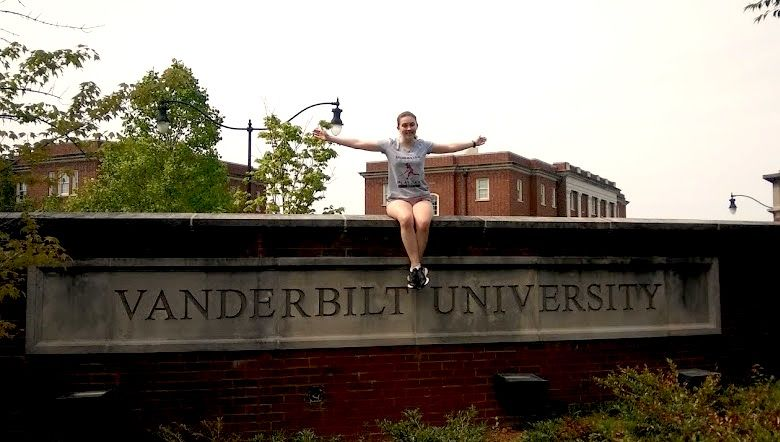 Greetings from Tennessee...Erin Danaher '16