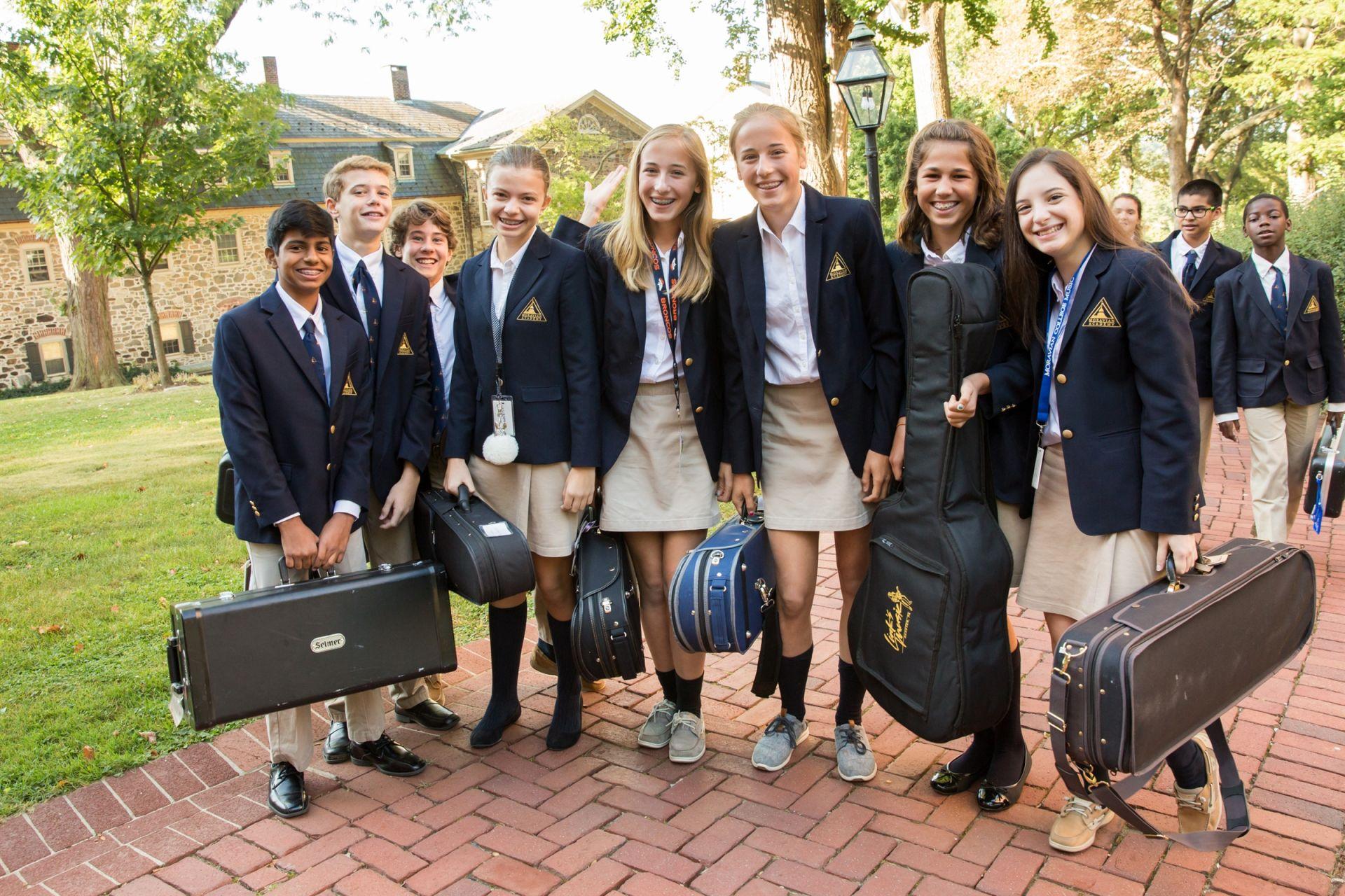Moravian Academy Faqs