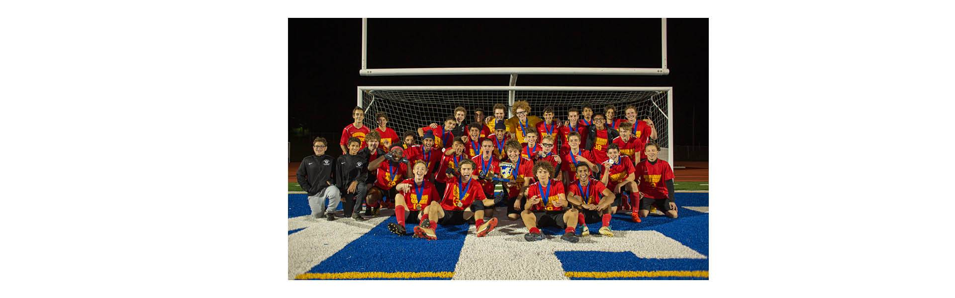Moravian Academy   Boys' Soccer
