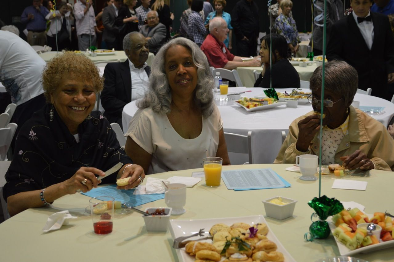 LMS Grandparents' & Special Friends' Day 2014