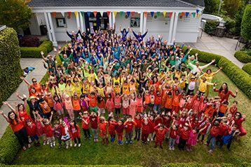 Bentley School is a K-12, coeducational, independent day
