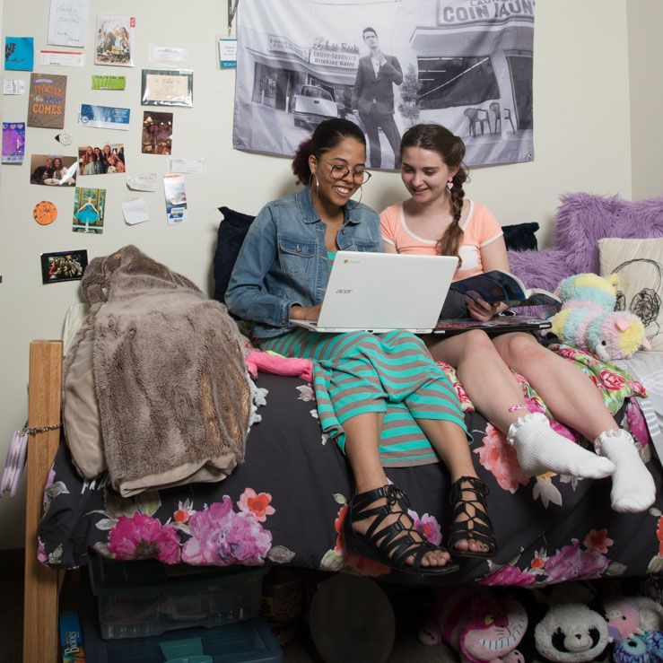 If you choose to be a boarding student here, you'll find a close-knit home away from home on our campus. Your friends, dorm mates, your dorm parents and teachers will become your family.