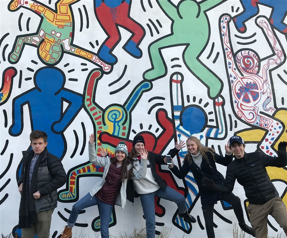 IB Arts 2018 Trip to Philadelphia-4