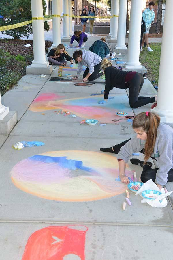 2020 Chalk Art Contest