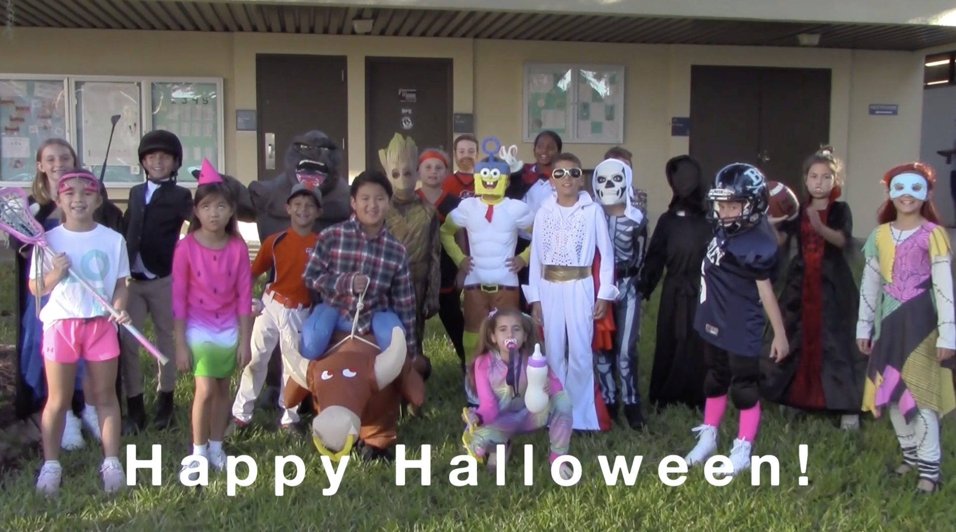 2018 Halloween Video