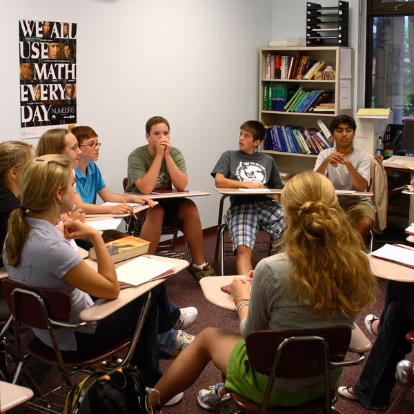 Upper School Classrooms