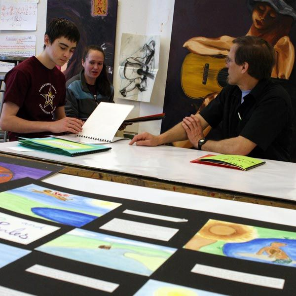 Visual Arts Classrooms