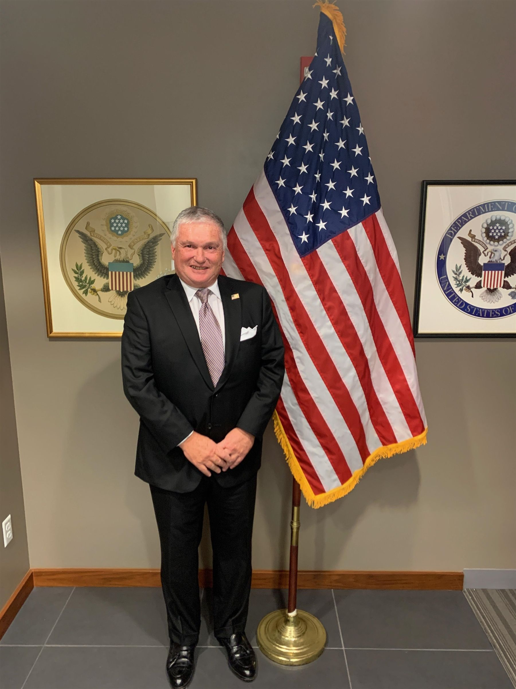 U.S. Ambassador to Romania