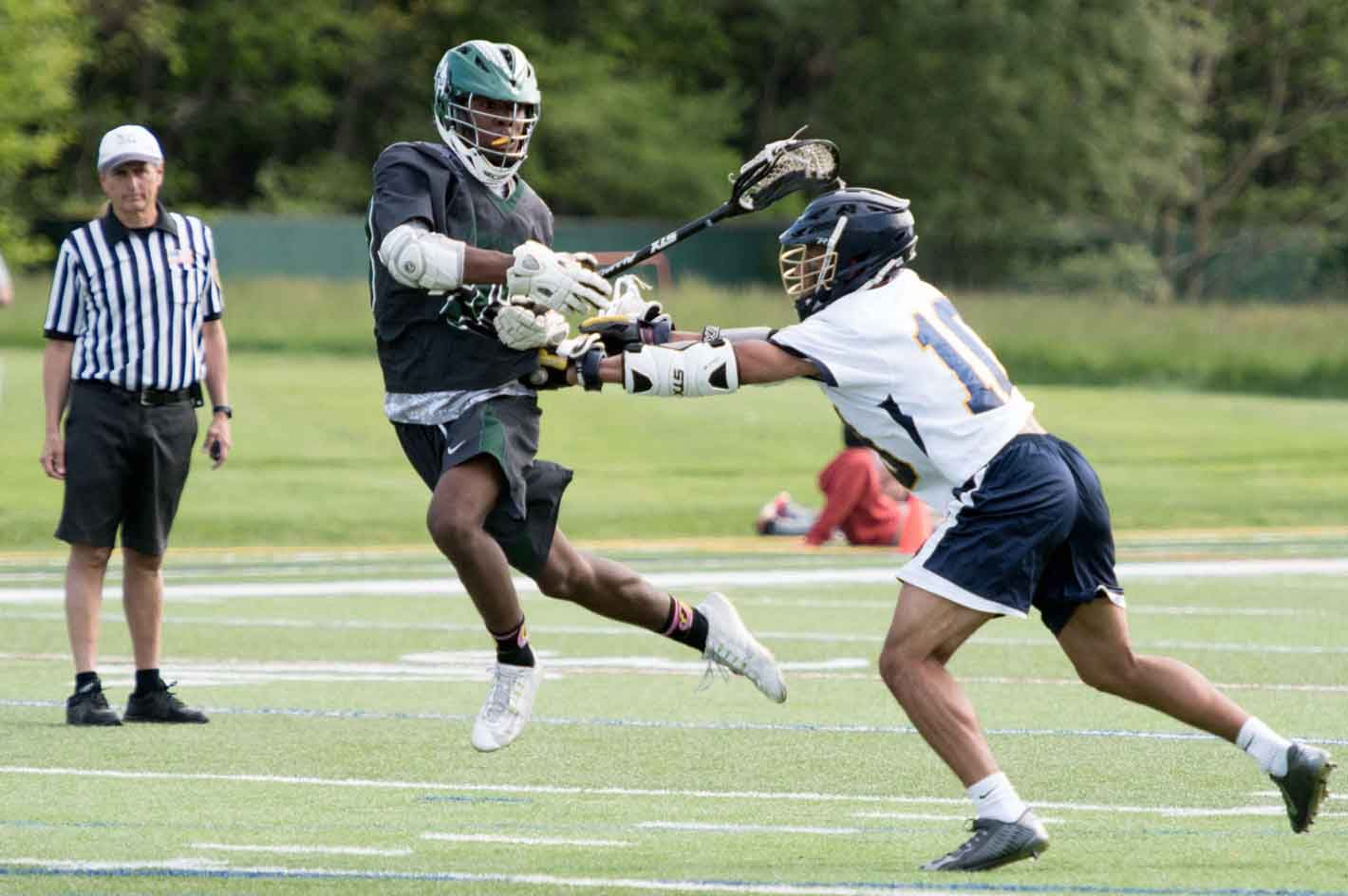 CT.,High school Boys Lacrosse team New Haven
