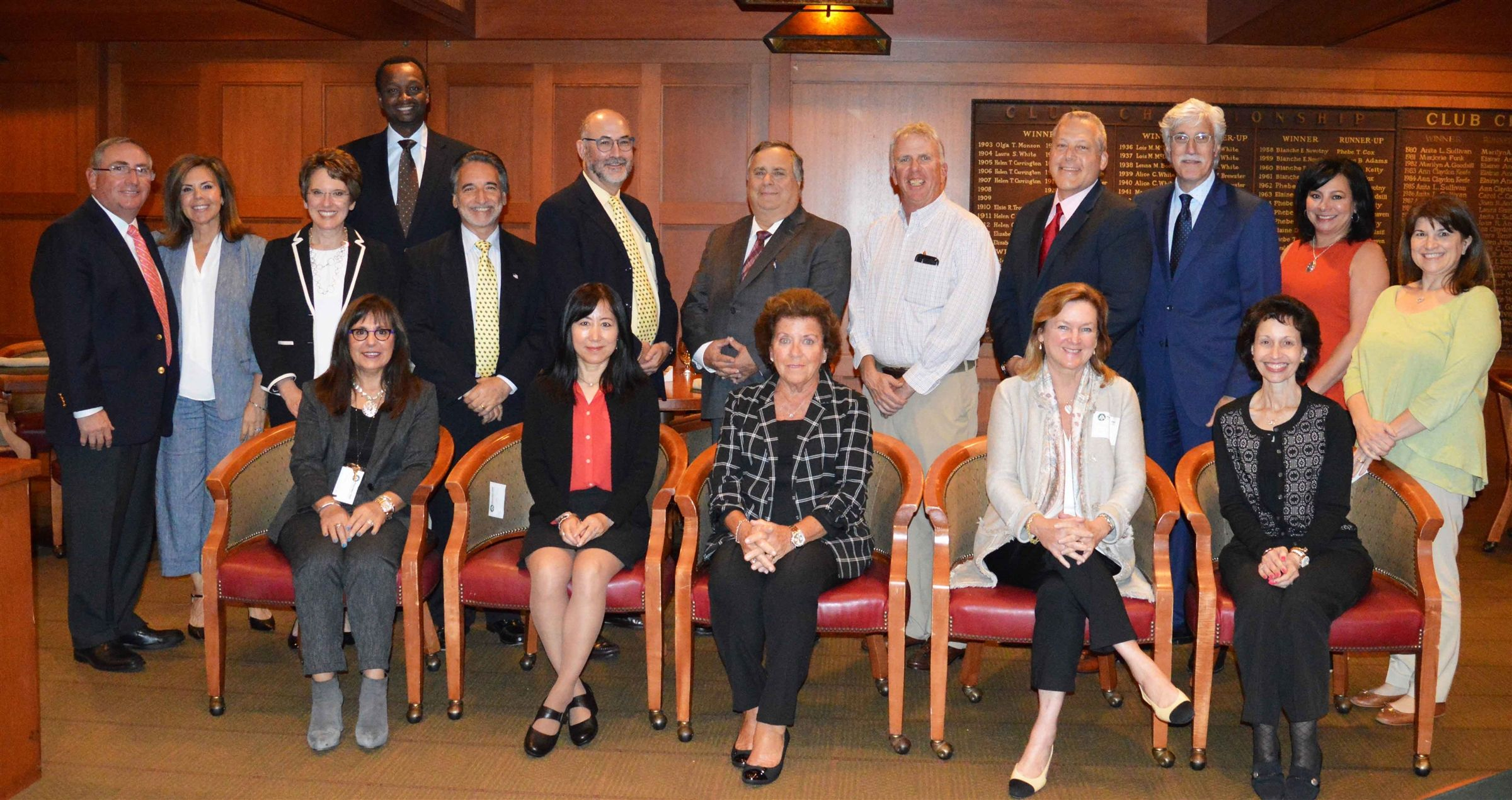 Board of Trustees 2019-2020
