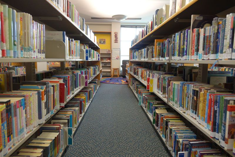 Whether you're researching or reading for pleasure, CA's Lower School Library has you covered.