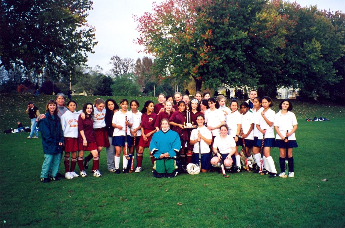 From the field hockey archives.