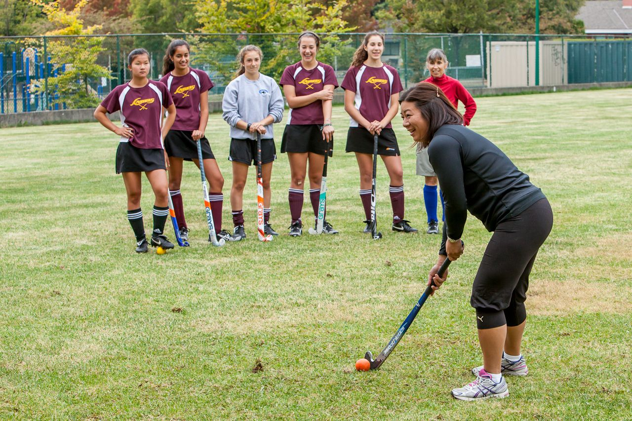 2012 Alumnae Field Hockey Game