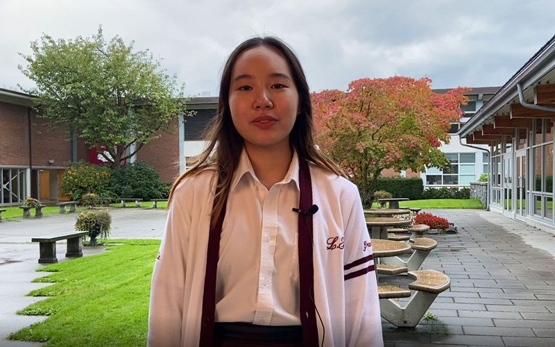 Ellie reflects on her experience travelling to Japan with LFA's Model UN Club