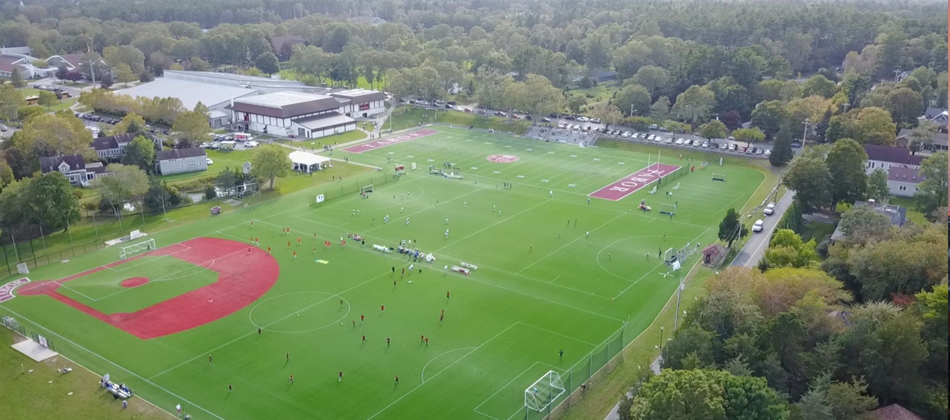 tabor academy campus map Sports Athletics Overview Tabor Academy
