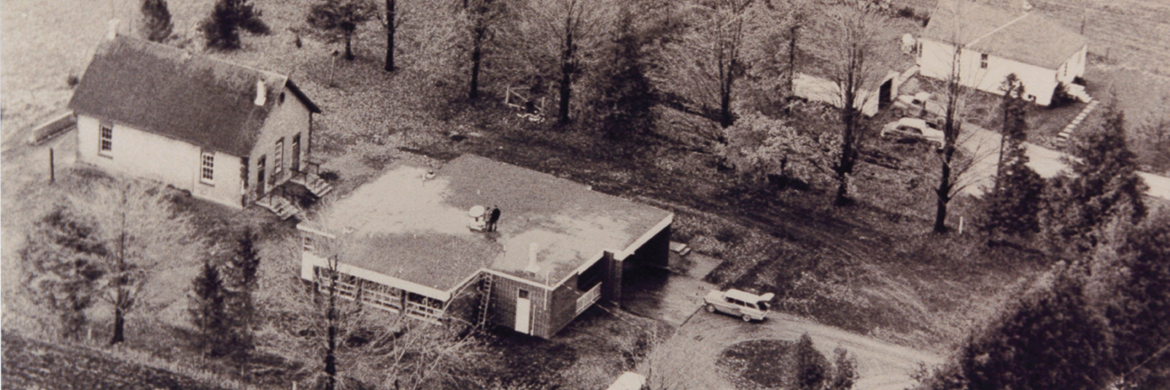 Eversley Schoolhouse, 1972