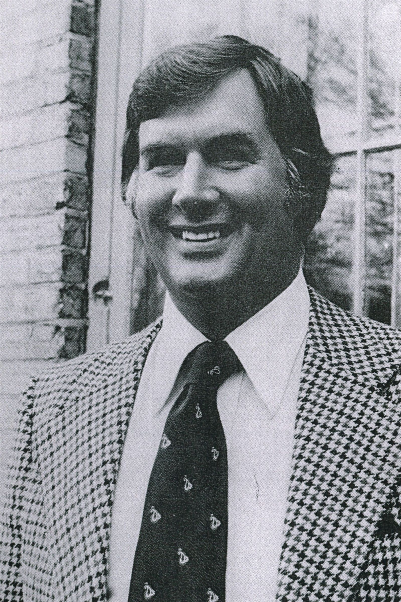 John Pratt, Headmaster from 1972-1976