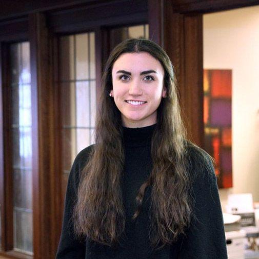 Severn School alumna Lauren Manning '14
