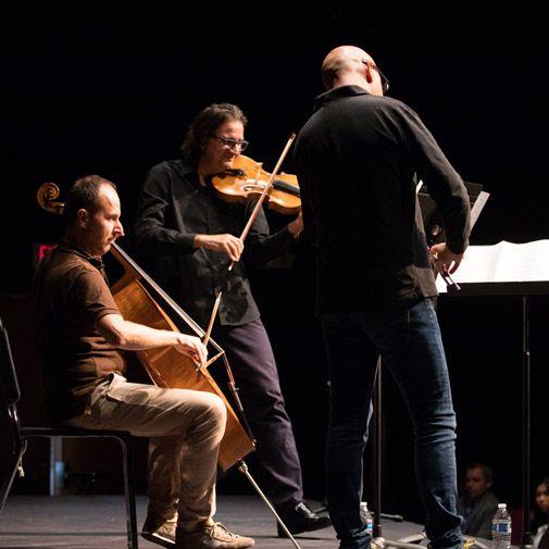 String musicians, Trio Dante