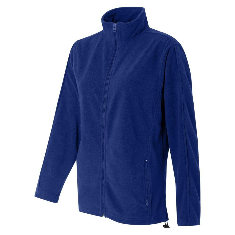 Dress code appropriate solid color fleece